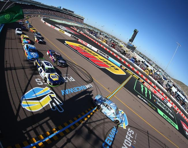 Round of Eight Ends in Phoenix with Elimination Race in NASCAR Playoffs
