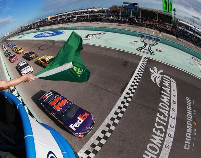 2019 NASCAR Champion to be Crowned at Homestead-Miami Speedway