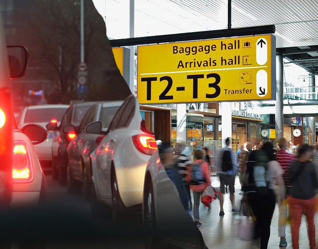 Thanksgiving Travel by Car or Airplane Will Be Crowded