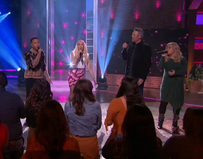 "Watch The Voice Coaches Sing ""Neon Moon"" on 'The Kelly Clarkson Show' [VIDEO]"