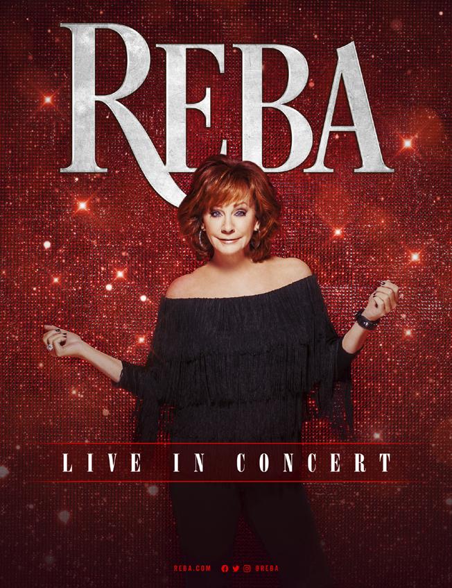 Reba Live In Concert