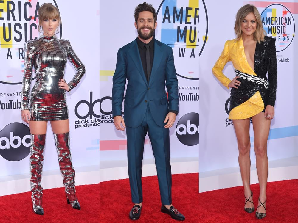 Everything You Need to Know About the American Music Awards on Nov. 24