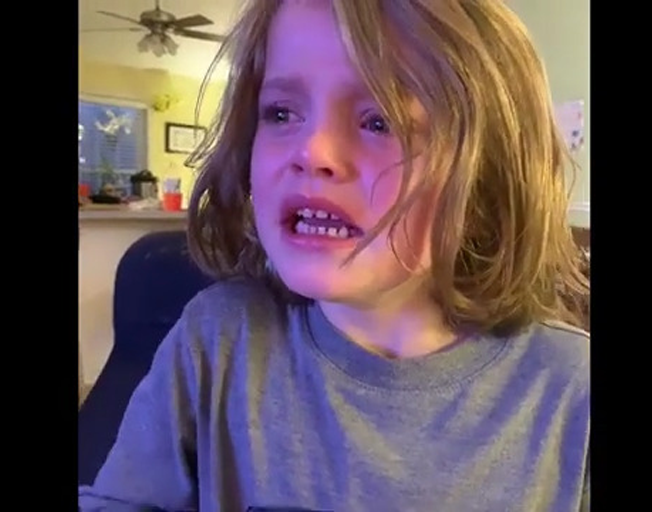 "5-Year-Old Girl Cries to Mom, ""Alexa Yelled at Me!"" [VIDEO]"