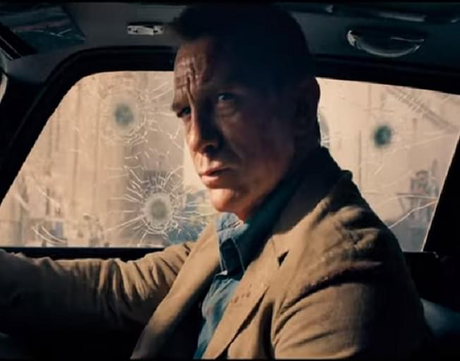 Trailer For James Bond 'No Time To Die' Released