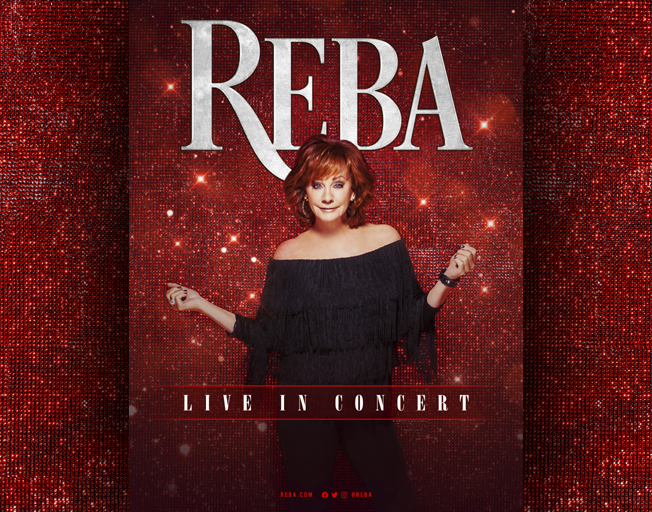 Win Reba Tickets with B104