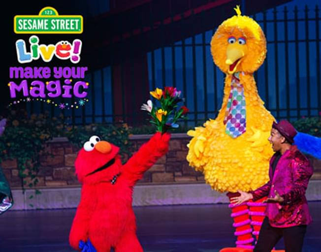 Win Tickets To Sesame Street Live With Faith & Hunter