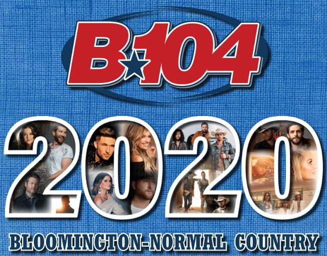 Grab Your 2020 B104 Country Calendar Now!