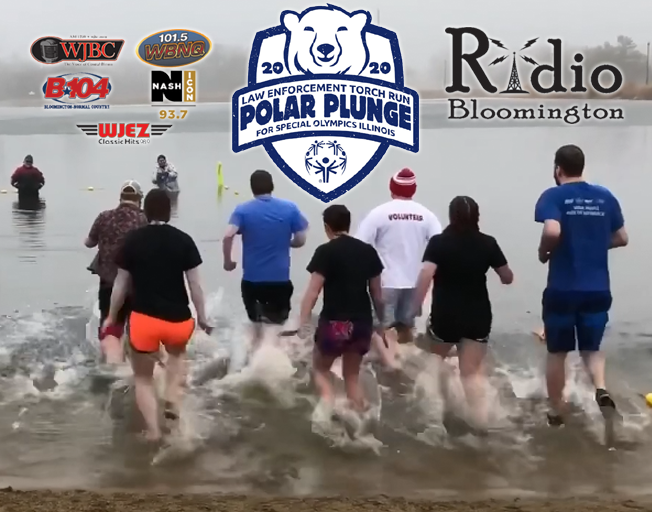 Join or Donate to Radio Bloomington 2020 Polar Plunge Team