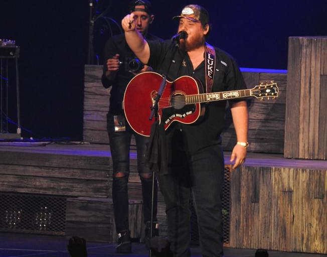 Luke Combs Is Saving His Money