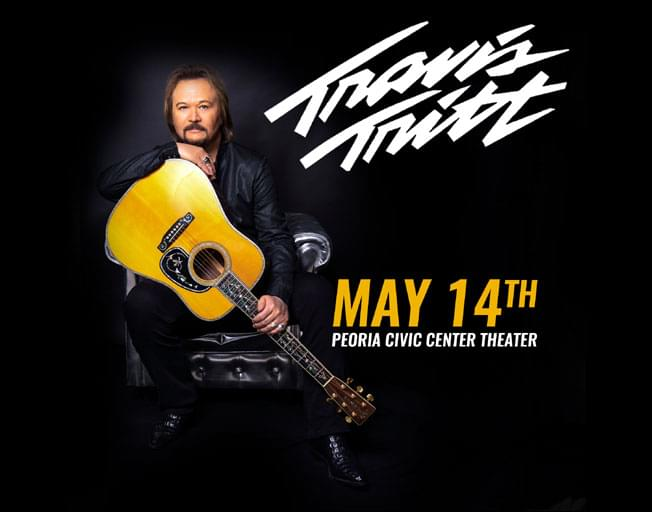 Win Tickets To Travis Tritt With The B104 Ticket Window