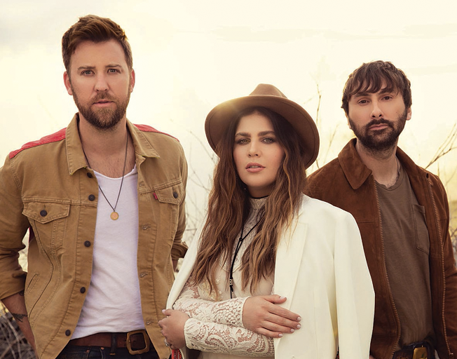 Lady Antebellum Officially Changes Name To Lady A