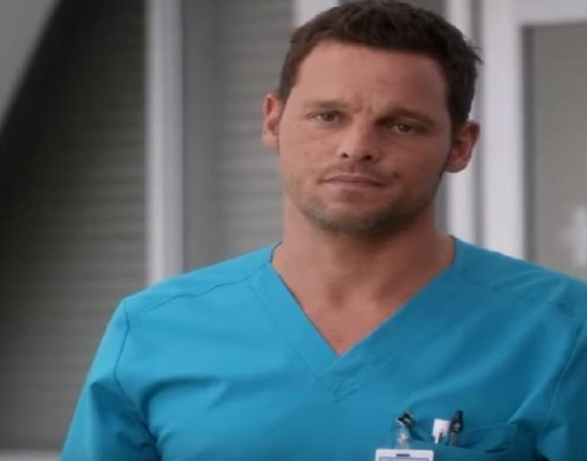 Alex Karev Grey's Anatomy