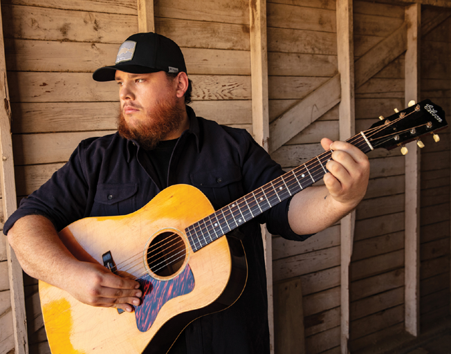 "Luke Combs got Emotional while Creating ""Even Though I'm Leaving"""