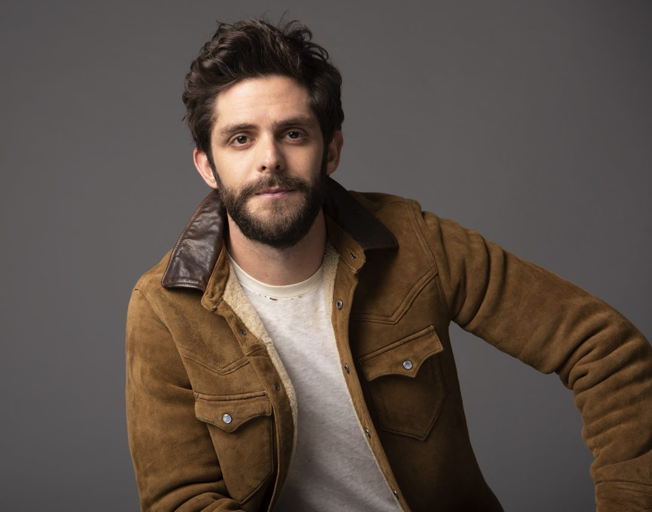"Thomas Rhett says his Grammy Nomination is ""Ridiculous"" but ""Means the World"""