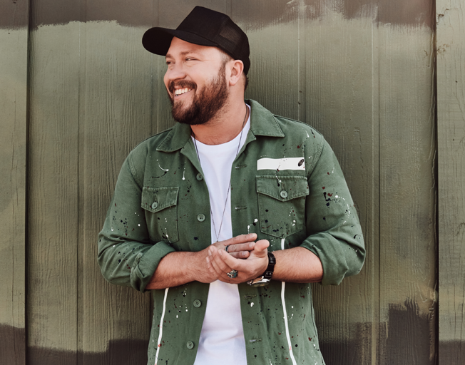 Mitchell Tenpenny Ready to Play, Connect and Learn on Jason Aldean Tour