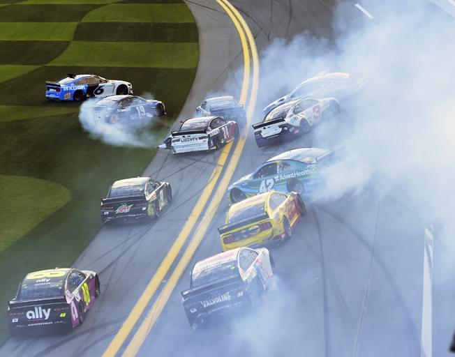 Was The Busch Clash a Preview of NASCAR's Daytona 500? [VIDEO]