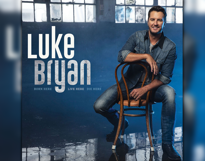 New Luke Bryan Album Cover and Track List