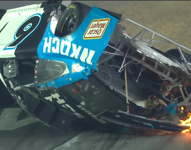 Ryan Newman Seriously Injured as Denny Hamlin Wins Daytona 500 [VIDEO]