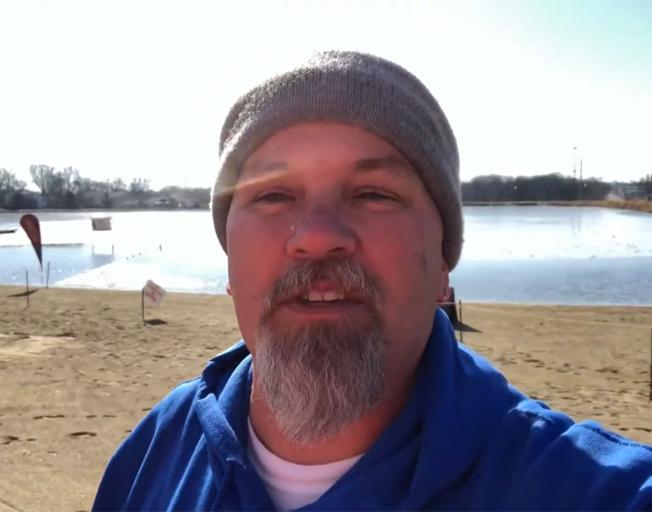 Buck's 2020 Polar Plunge Video