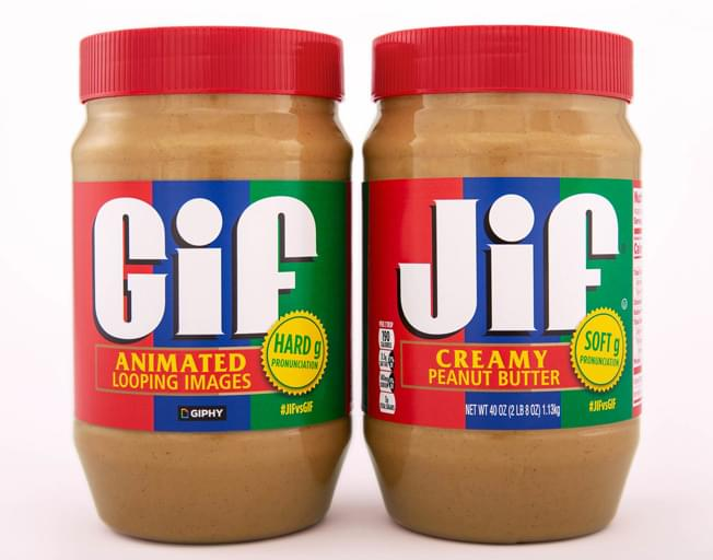 How Do You Pronounce Gif? Jif Peanut Butter Settles The Debate