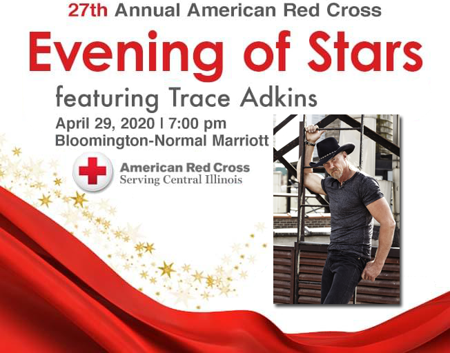 27th Annual Red Cross Evening of Stars featuring Trace Adkins