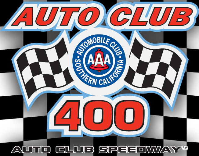 NASCAR Cup Series Chasin' a Dream in California in Auto Club 400