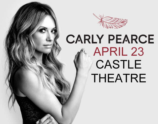 Win Tickets to Carly Pearce at the Castle Theatre