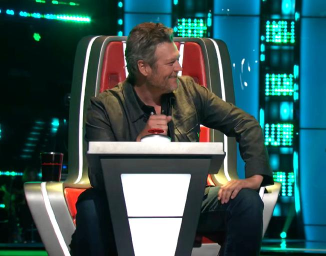 Blake Shelton on season 18 of 'The Voice'