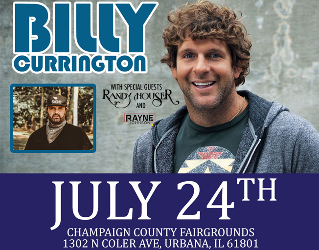 Win Tickets To Billy Currington With Faith in the Morning
