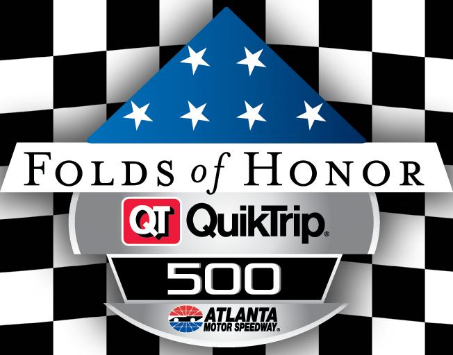 NASCAR Will Finally Race the Folds of Honor QuikTrip 500 in Atlanta