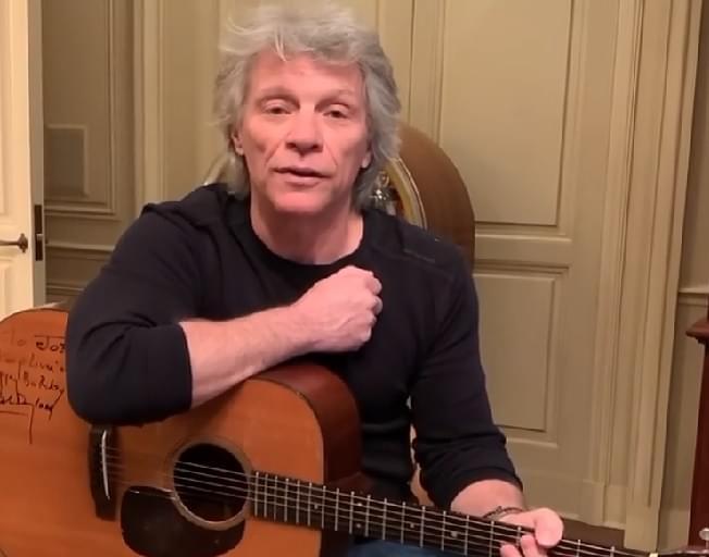 Chicago Belts Out Bon Jovi's 'Livin' On A Prayer' In Open Window Sing-a-long [VIDEO]