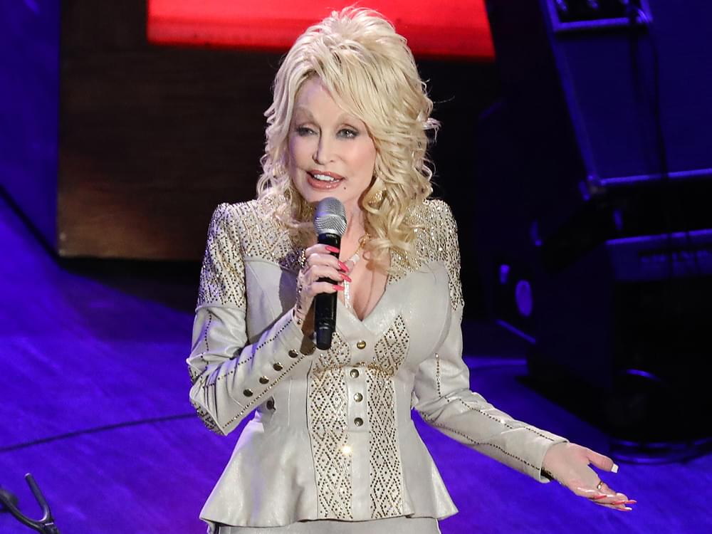 Dolly Parton Commits $1 Million to Vanderbilt University Medical Center for COVID-19 Research