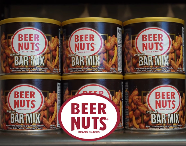 Did Beer Nuts Bar Mix win the Makers Madness Contest?