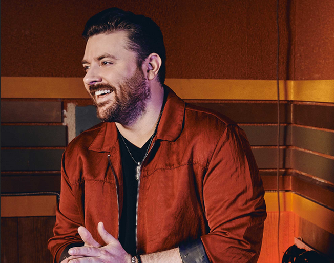 Chris Young has some binge-Worthy Recommendations