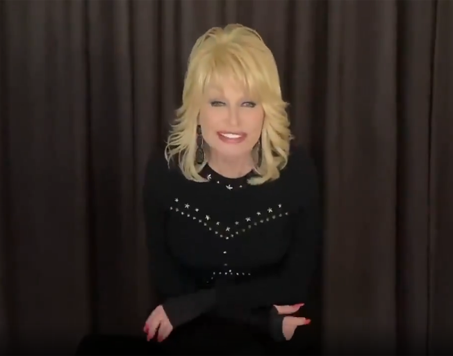 Dolly Parton Talks To Tim McGraw About Why She Finally Said Yes To Acting In Movies