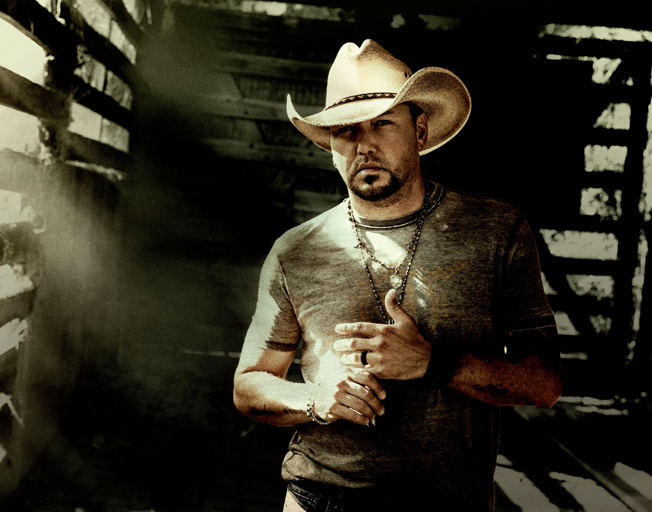 """Jason Aldean """"Got What I Got,"""" Another Number One Single"""