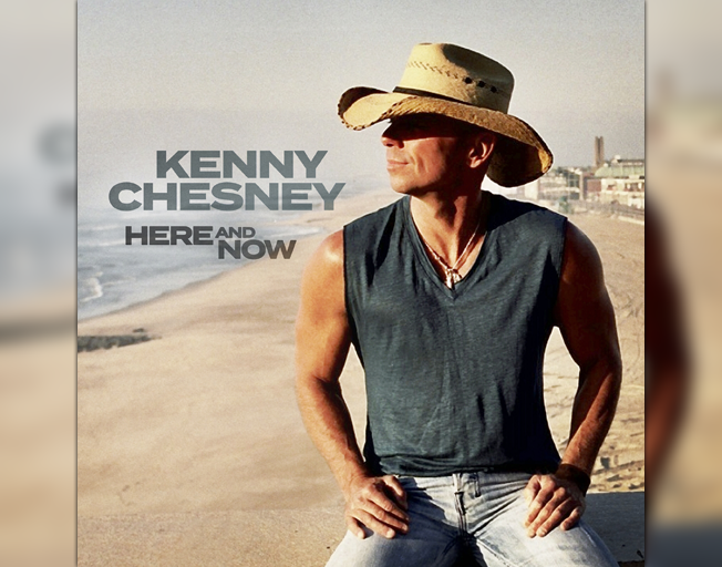 Kenny Chesney Ready to Put 'Here And Now' in Fans Hands and On Stage