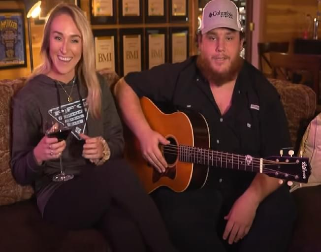 Luke Combs Surprises Fans And Debuts Two New Songs [VIDEO]