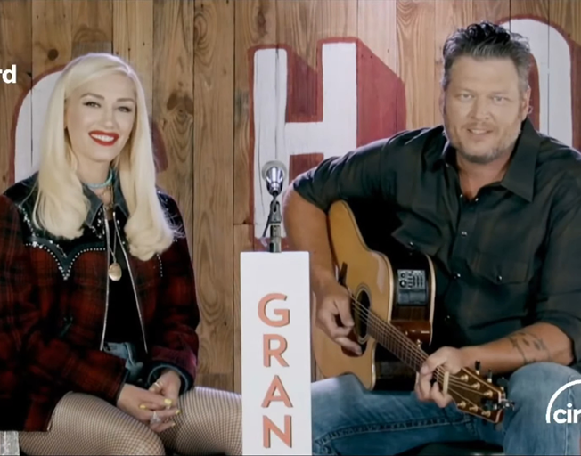 Watch Gwen Stefani's Grand Ole Opry Debut with Blake Shelton