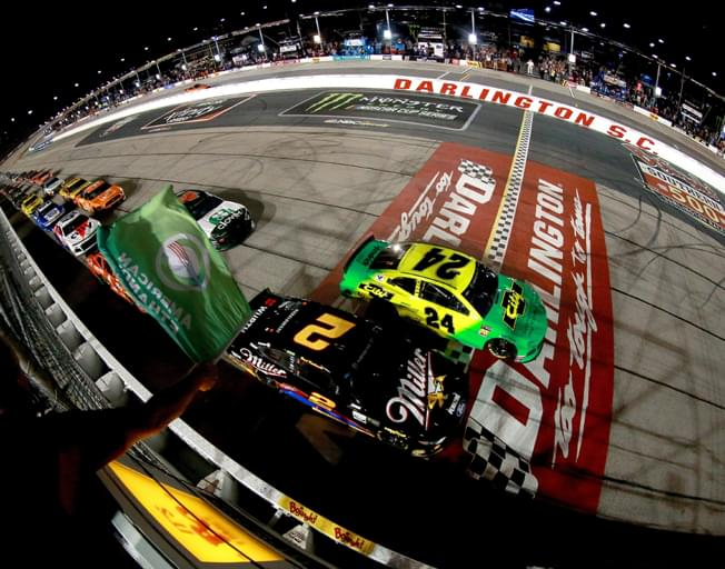 NASCAR Back on Track at Darlington Raceway for TWO Races Next Week