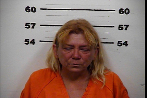 Mary Myers Mugshot