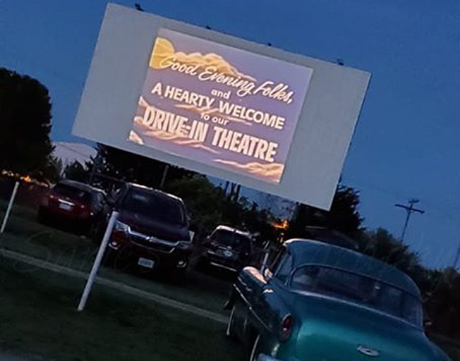 Thanks to COVID-19, Drive-Ins Are Making a Comeback