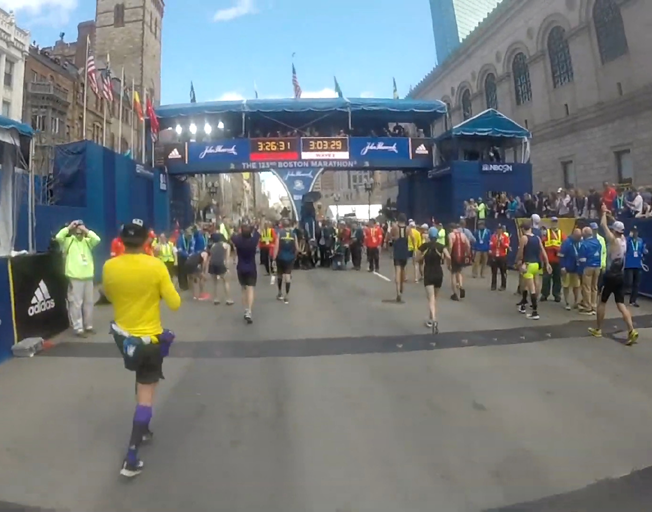 Boston Marathon Cancelled For 1st Time In 124 Years