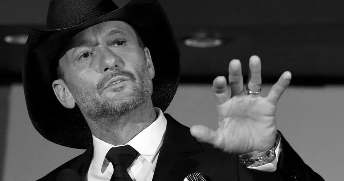 Tim McGraw's Message of Unity