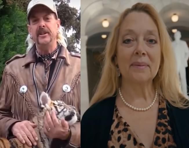 Tiger King Star Joe Exotic Loses His Zoo To Carole Baskin