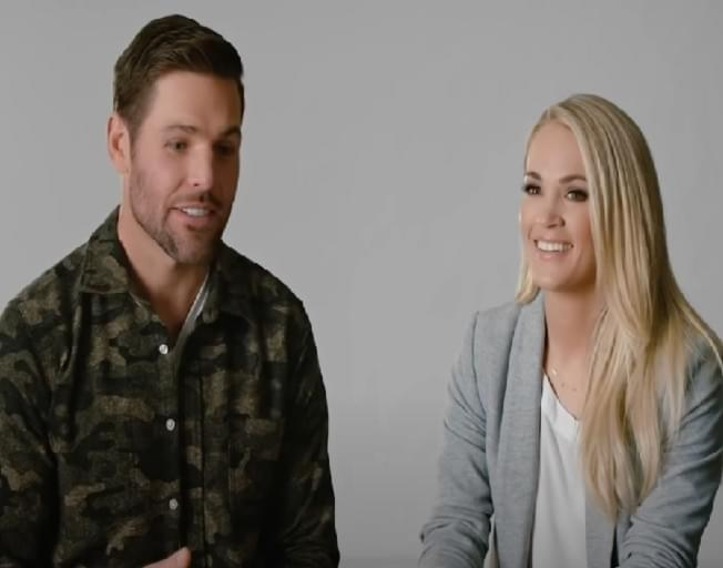 Carrie Underwood Opens Up About Faith, Family, and Her Husband Mike In New Mini Documentary [VIDEO]