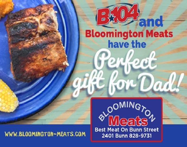 Win A Meat Bundle For Father's Day From Bloomington Meats