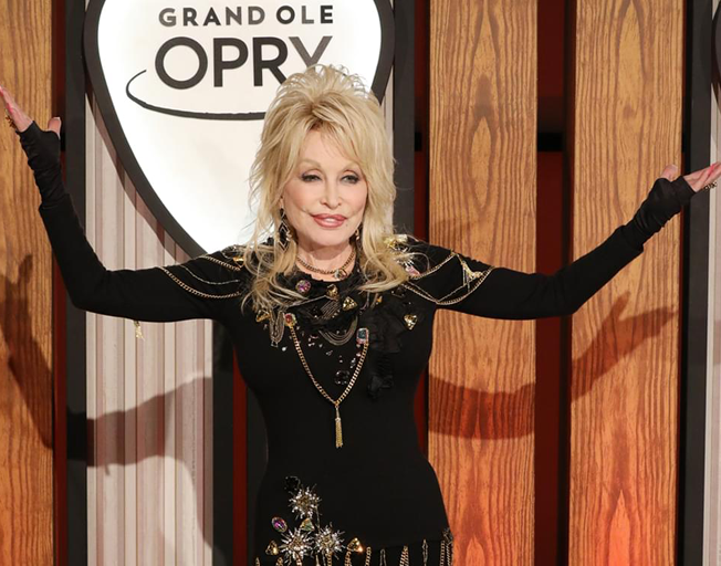 Petition Launched to Replace Confederate Monuments in Tennessee With Dolly Parton Statues