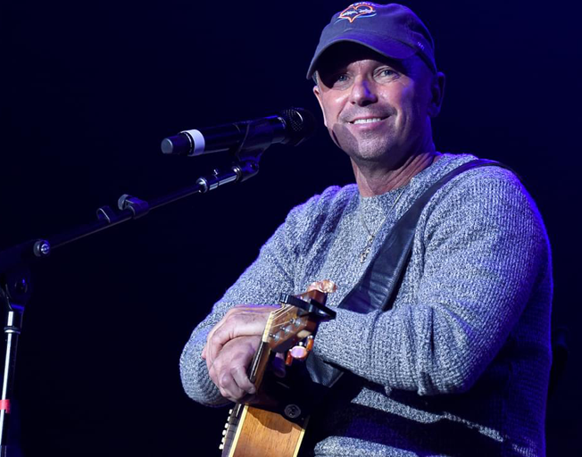 "Kenny Chesney Has Another #1 ""Here And Now"""