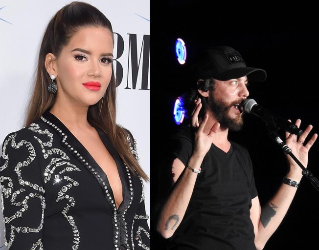 Is There An Issue Between Country Stars Maren Morris and Chris Janson?